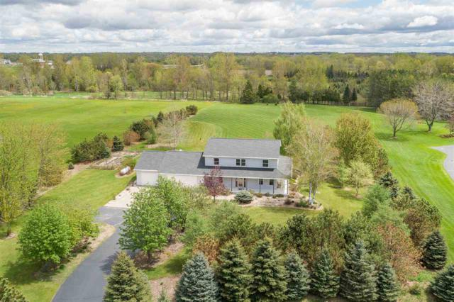 N840 Brookview Drive, Hortonville, WI 54944 (#50203403) :: Todd Wiese Homeselling System, Inc.