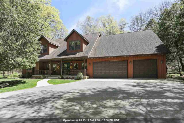 5168 Bay Shore Drive, Sturgeon Bay, WI 54235 (#50203417) :: Todd Wiese Homeselling System, Inc.