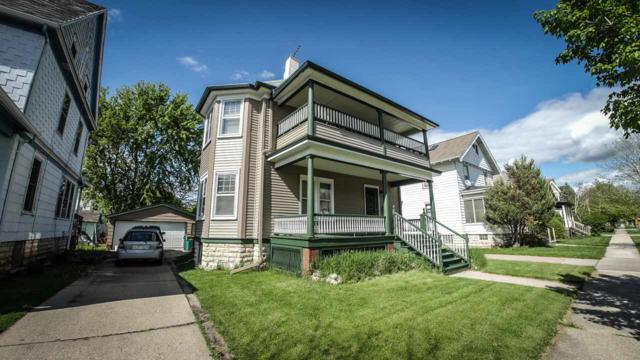 171 3RD Street, Fond Du Lac, WI 54935 (#50203420) :: Todd Wiese Homeselling System, Inc.