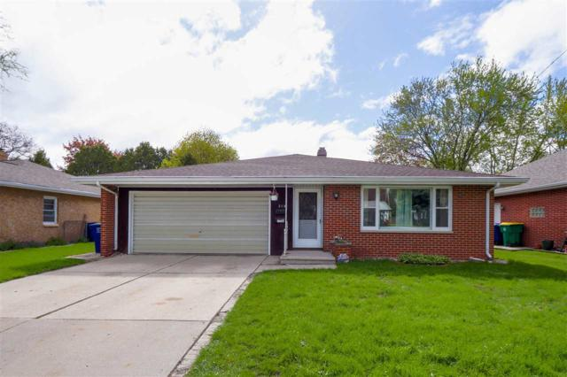 319 Bellevue Street, Green Bay, WI 54302 (#50203425) :: Dallaire Realty