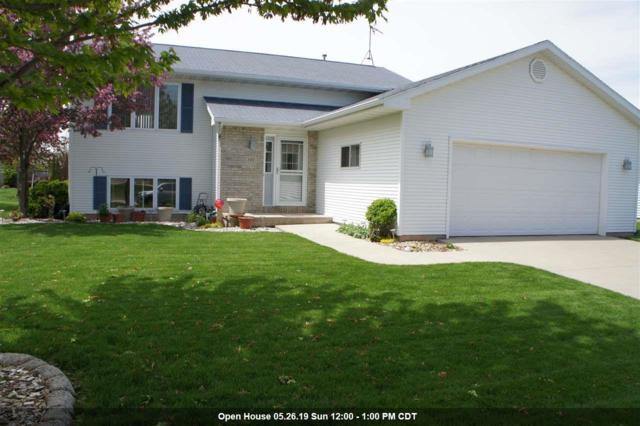 145 Fox Fire Drive, Oshkosh, WI 54904 (#50203428) :: Todd Wiese Homeselling System, Inc.