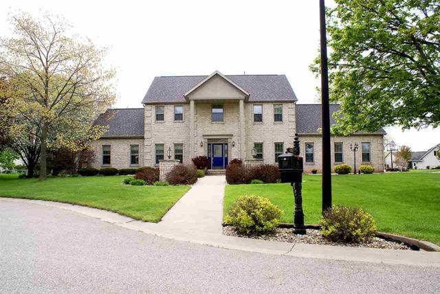 748 Saddlebrook Court, Neenah, WI 54956 (#50203477) :: Todd Wiese Homeselling System, Inc.