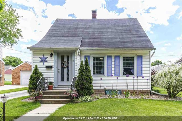 421 Whitney Street, Kaukauna, WI 54130 (#50203494) :: Todd Wiese Homeselling System, Inc.