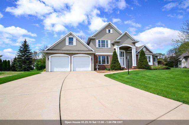 1868 Little Valley Court, De Pere, WI 54115 (#50203495) :: Dallaire Realty