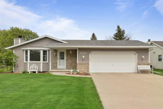 2273 Redtail Drive, Neenah, WI 54956 (#50203498) :: Dallaire Realty