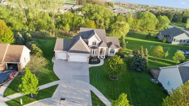 2805 E Milestone Court, Appleton, WI 54913 (#50203548) :: Todd Wiese Homeselling System, Inc.