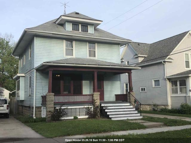 235 Amory Street, Fond Du Lac, WI 54935 (#50203553) :: Todd Wiese Homeselling System, Inc.