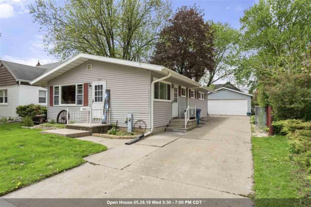 1315 Bowen Street, Oshkosh, WI 54901 (#50203565) :: Todd Wiese Homeselling System, Inc.