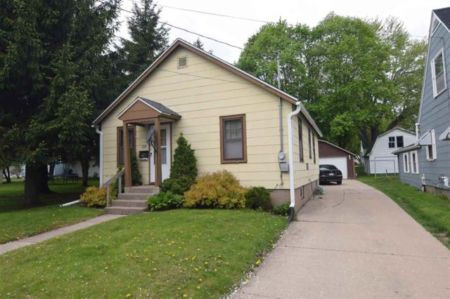 125 Garfield Avenue, Clintonville, WI 54929 (#50203566) :: Todd Wiese Homeselling System, Inc.