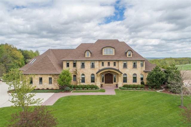 2535 E Downs Ridge, Appleton, WI 54913 (#50203576) :: Todd Wiese Homeselling System, Inc.