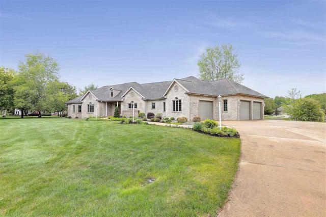 N4761 Bueno Vista Court, Krakow, WI 54137 (#50203917) :: Todd Wiese Homeselling System, Inc.