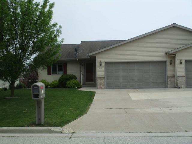 318 Donna Street, Chilton, WI 53014 (#50203933) :: Dallaire Realty