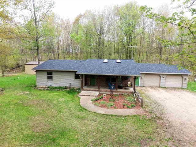 10878 Harris Road, Suring, WI 54174 (#50203953) :: Todd Wiese Homeselling System, Inc.