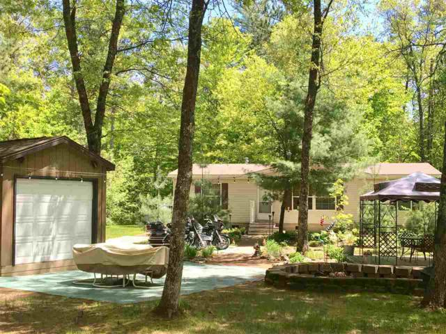 N1166 Otter Ponds Lane, Keshena, WI 54135 (#50204175) :: Dallaire Realty