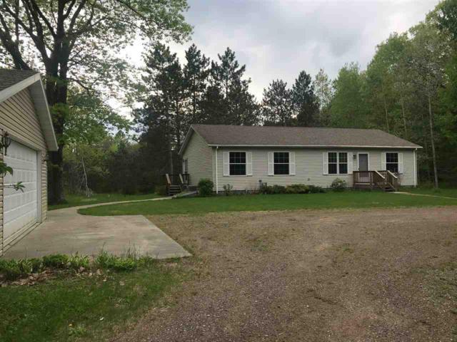 15233 Island Lake Road, Mountain, WI 54149 (#50204246) :: Symes Realty, LLC