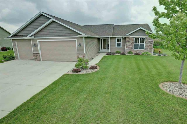 W7285 Midnight Way, Greenville, WI 54942 (#50204314) :: Todd Wiese Homeselling System, Inc.