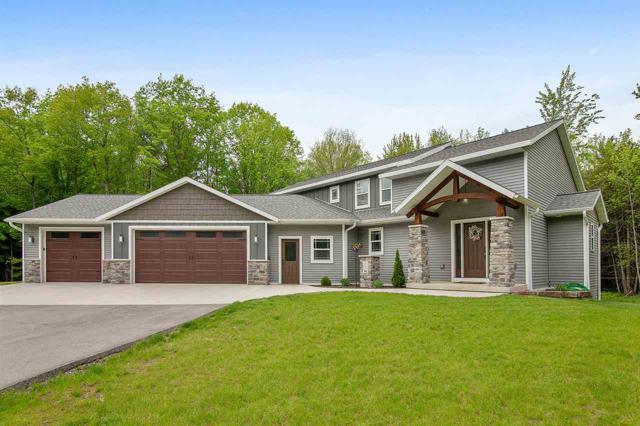 3998 Liegeois Road, Oconto, WI 54153 (#50204329) :: Todd Wiese Homeselling System, Inc.