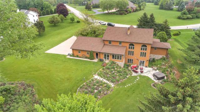 2850 N Lake Ridge Lane, Green Bay, WI 54313 (#50204390) :: Todd Wiese Homeselling System, Inc.