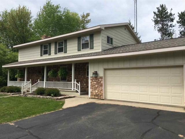 W924 Rader Road, Marinette, WI 54143 (#50204486) :: Dallaire Realty