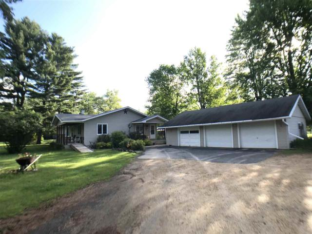 N6628 Park Avenue, Shawano, WI 54166 (#50204491) :: Dallaire Realty