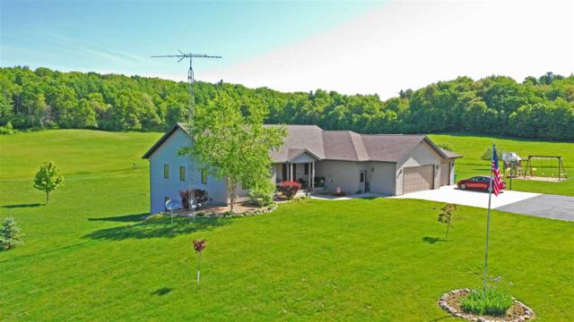 N9508 Pleasant Hill Road, Iola, WI 54945 (#50204541) :: Todd Wiese Homeselling System, Inc.
