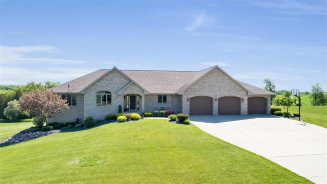 N6560 Valley Road, Luxemburg, WI 54217 (#50204542) :: Symes Realty, LLC