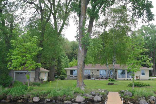 N8986 Bergens Beach Road, Fond Du Lac, WI 54937 (#50204642) :: Todd Wiese Homeselling System, Inc.