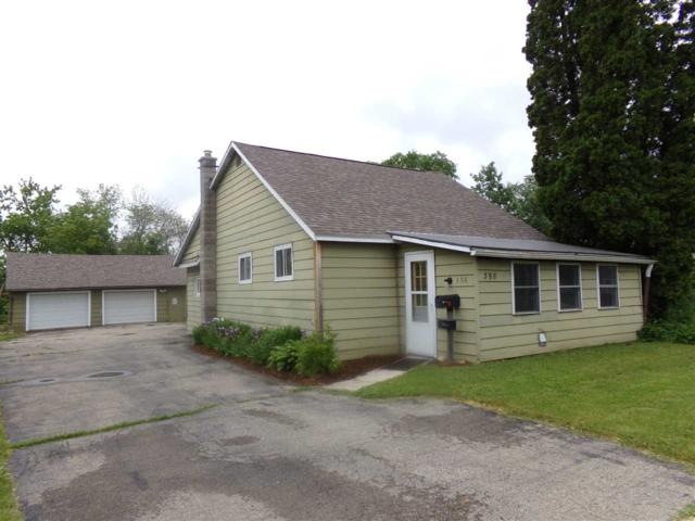 398 Fond Du Lac Street, Waupun, WI 53963 (#50204657) :: Todd Wiese Homeselling System, Inc.