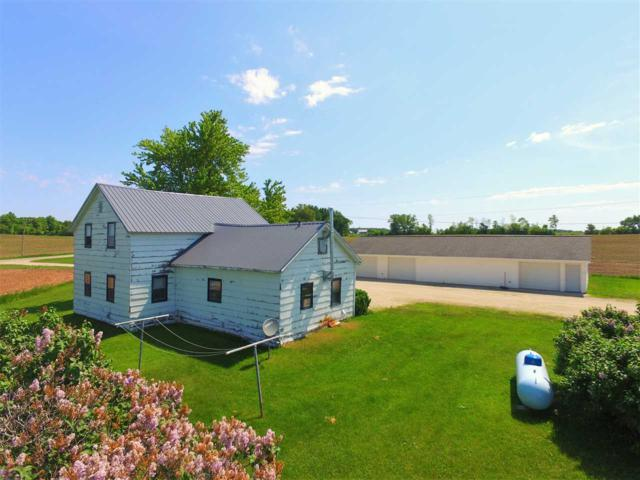 E1451 Luxemburg Road, Luxemburg, WI 54217 (#50204680) :: Symes Realty, LLC