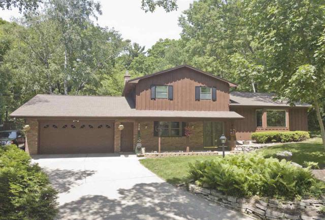 550 Sunrise Circle, Green Bay, WI 54302 (#50204738) :: Dallaire Realty