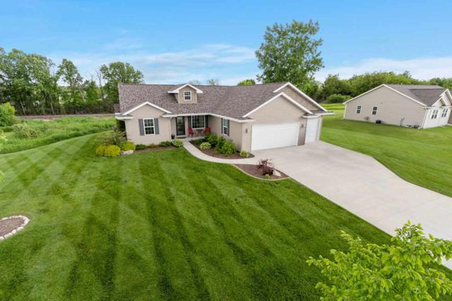 W6365 Rocky Mountain Drive, Greenville, WI 54942 (#50204739) :: Dallaire Realty