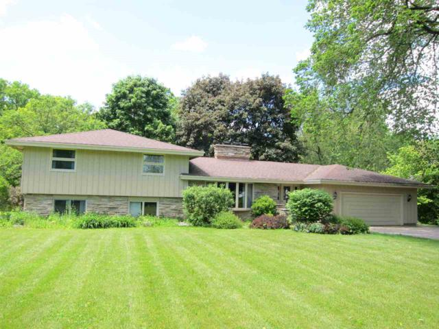 N1591 Greenwood Road, Greenville, WI 54942 (#50204744) :: Dallaire Realty