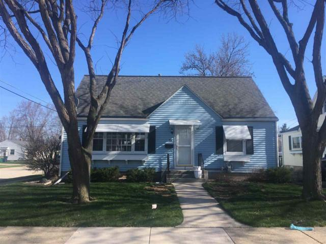 337 E 13TH Street, Fond Du Lac, WI 54935 (#50204772) :: Todd Wiese Homeselling System, Inc.