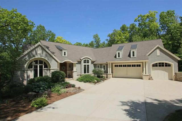 W2575 Blackberry Drive, Mount Calvary, WI 53057 (#50204902) :: Dallaire Realty