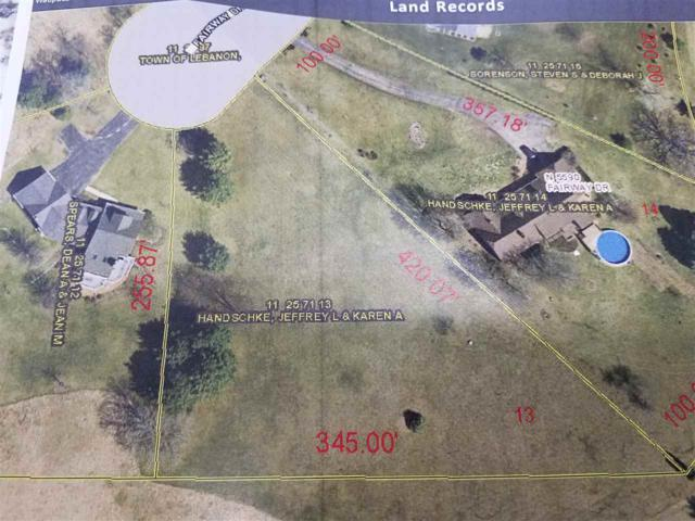 Fairway Drive, New London, WI 54961 (#50204927) :: Dallaire Realty