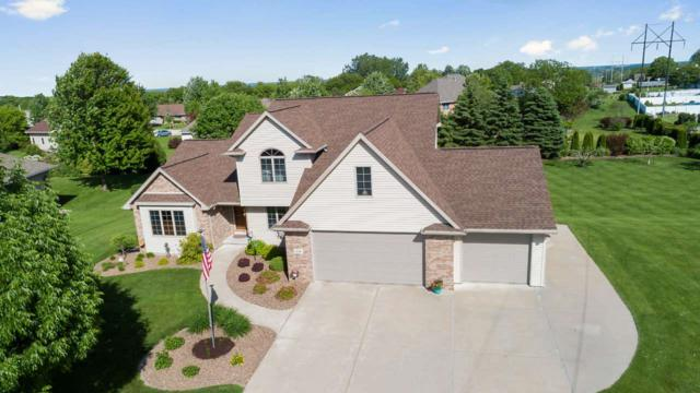 934 Pinecrest Road, Howard, WI 54313 (#50204939) :: Dallaire Realty