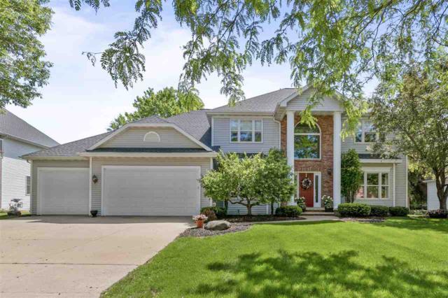 3908 N Millwood Drive, Appleton, WI 54913 (#50204952) :: Todd Wiese Homeselling System, Inc.