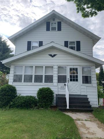 105 Wayland Street, Beaver Dam, WI 53916 (#50204954) :: Todd Wiese Homeselling System, Inc.