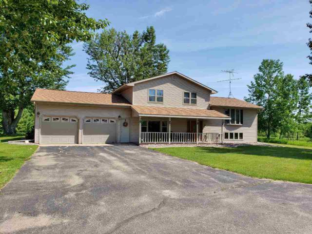 W674 Schmoldt Lane, Weyauwega, WI 54983 (#50204983) :: Todd Wiese Homeselling System, Inc.
