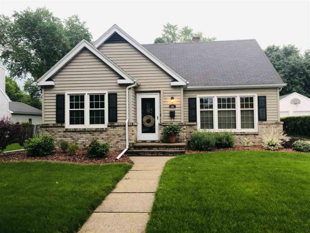 628 Reed Street, Neenah, WI 54956 (#50204987) :: Dallaire Realty
