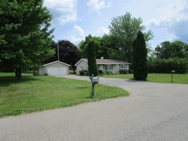 N2448 Mary Street, Waupaca, WI 54981 (#50205032) :: Todd Wiese Homeselling System, Inc.