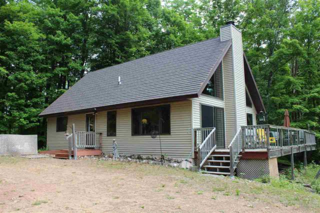 W2176 Woodland Drive, White Lake, WI 54491 (#50205144) :: Dallaire Realty
