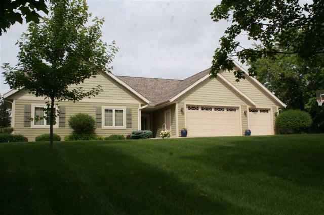N5160 Oak Hill Road, Fond Du Lac, WI 54937 (#50205157) :: Todd Wiese Homeselling System, Inc.