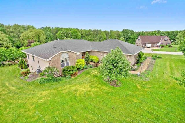 24021 Blue Heron Drive, Brillion, WI 54110 (#50205166) :: Todd Wiese Homeselling System, Inc.