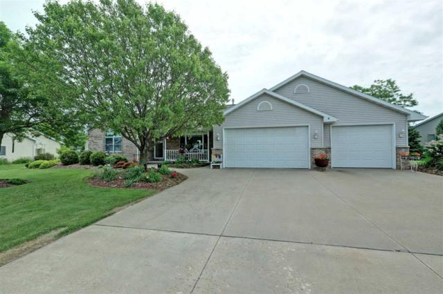 N9536 Chadbury Lane, Appleton, WI 54915 (#50205219) :: Symes Realty, LLC