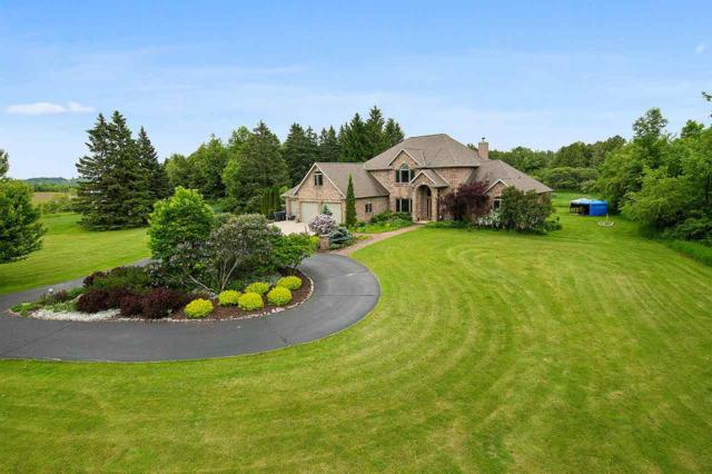 8449 Rileys Bay Road, Brussels, WI 54204 (#50205232) :: Symes Realty, LLC