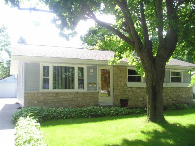 146 N Eagle Street, Oshkosh, WI 54902 (#50205235) :: Symes Realty, LLC