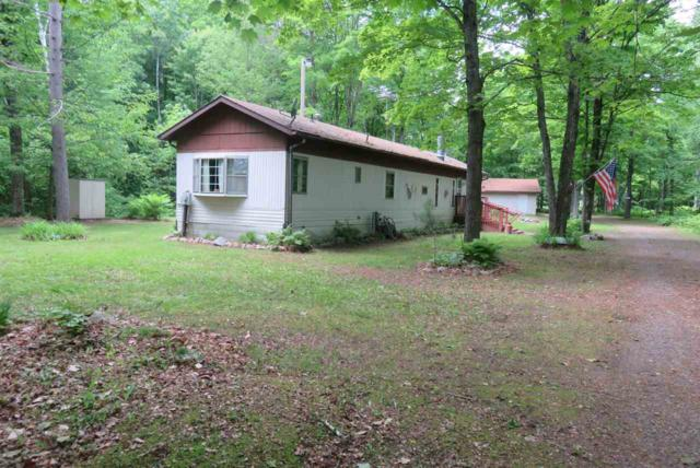 18295 Lake John Road, Lakewood, WI 54138 (#50205275) :: Symes Realty, LLC