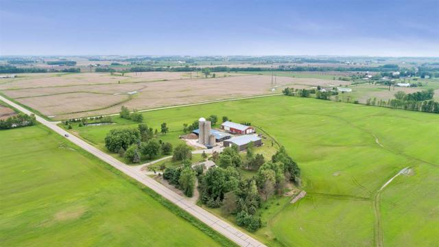 N3353 Green Valley Road, Pulaski, WI 54162 (#50205304) :: Dallaire Realty