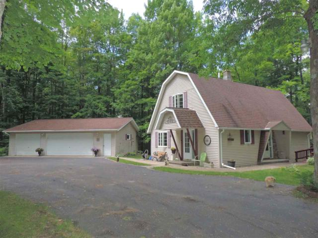 14684 Buckshot Road, Lakewood, WI 54138 (#50205310) :: Symes Realty, LLC